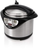 Oster 5-qt. Electric Pressure Cooker, Stainless Steel