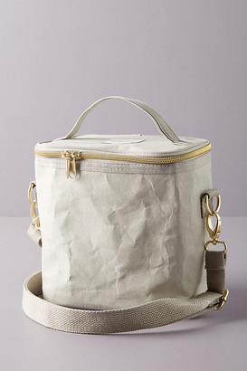 SoYoung Petite Lunch Poche Bag By SoYoung in Grey Size XS
