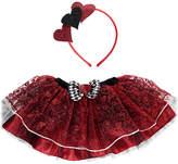 Dress Up Queen of Hearts tutu costume set M/L