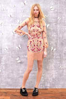 For Love & Lemons Dove Embroidery Dress