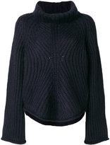 Stine Goya ribbed knit jumper