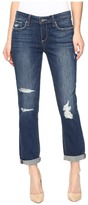 Paige Anabelle Slim in Lala Destructed Women's Jeans
