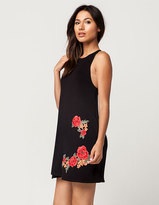 Socialite Rose Pateh Dress