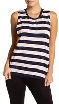 J.Crew J. Crew Striped Muscle Tank Top