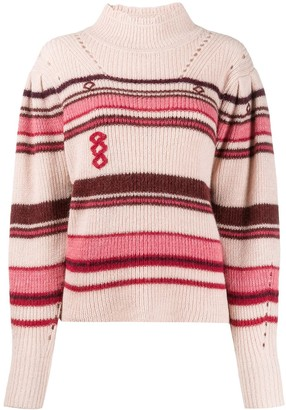 Etoile Isabel Marant Striped Jumper