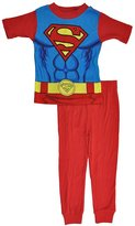 Superman Boys Supersuit 2pc Pajama Set