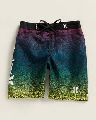 Hurley Toddler Boys) Scribble Swim Shorts
