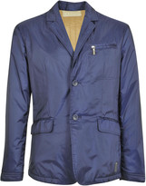 Geospirit Collared Jacket