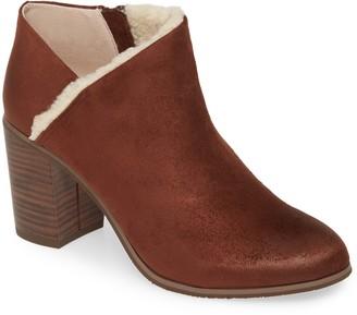 BC Footwear Kettle Vegan Block Heel Bootie