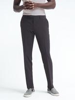 Banana Republic Slim Seersucker Wool-Blend Suit Trouser