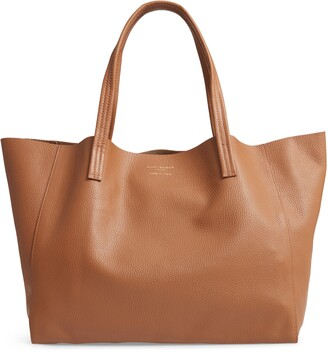 Kurt Geiger Violet Leather Tote