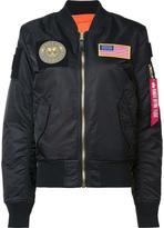Alpha Industries 'MA-1 Flex' jacket