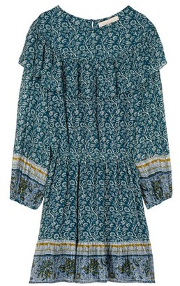 Vanessa Bruno Viscose and Silk Palma Dress