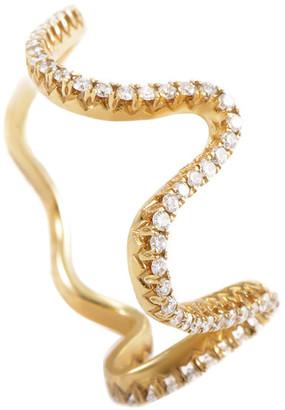 Diamond Select Cuts 18K 0.29 Ct. Tw. Diamond Ring