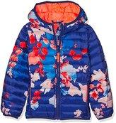 Joules Girl's Jnr Kinnaird Print Coat