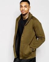 Nike Nsw Tech Fleece Jacket In Green 805164-330