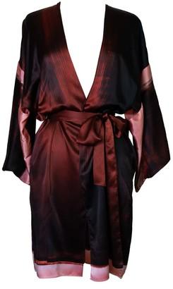 Carmen Molina Cherry Blossom Silk Maria Kimono