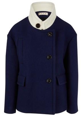Marni Giacca short jacket