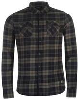 Firetrap Blackseal Flannel Shirt