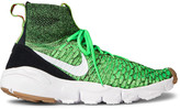 Nike Footscape Magista Flyknit High-Top Sneakers