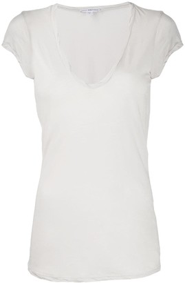 James Perse U neck T-shirt