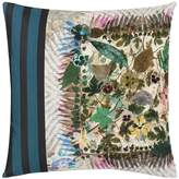 Christian Lacroix Herbier Jonc Cushion