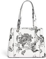 GUESS Kamryn Basique Shopper Shoulder Bag, Coal