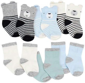 Gerber Crew Socks Boys Baby