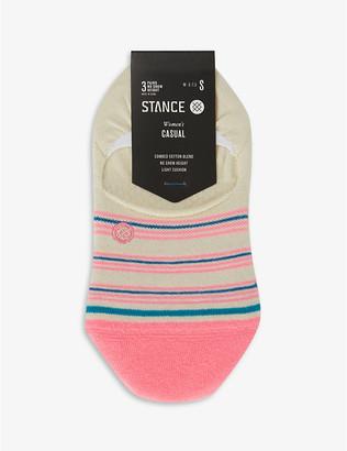 Stance Treaty No Show knitted socks