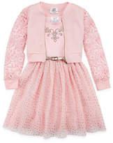 Knitworks Knit Works 2-pc. Jacket Dress Preschool Girls