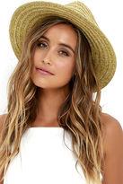 Billabong Sideline Seas Natural Straw Hat