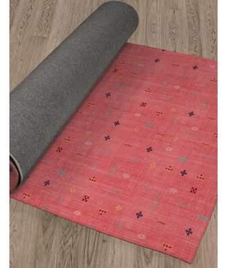 Union Rustic Gorrell Soft Fushcia Area Rug Union Rustic Rug Size: Rectangle 2' x 3'