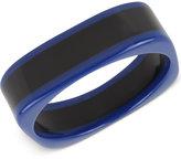INC International Concepts IRIS X Colorblock Bangle Bracelet, Only at Macy's