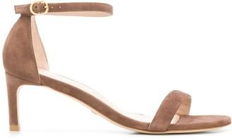 Stuart Weitzman Open-Toe Sandals