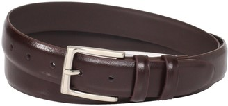 Florsheim Men's Big-Tall Smooth Leather Belt 30MM