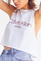 Calvin Klein Racerback Tank Top