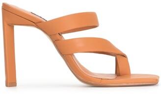 Senso Crossover Strap Sandals