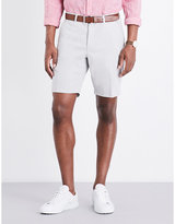 Michael Kors Straight-fit Stretch-cotton Chino Shorts