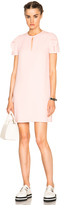 McQ by Alexander McQueen Bubble Sleeve Shift Dress