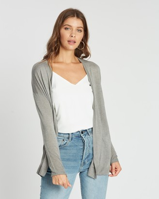 Atmos & Here Madeline Classic Lightweight Knit Cardigan