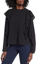 Leith Women's Ruffle Top