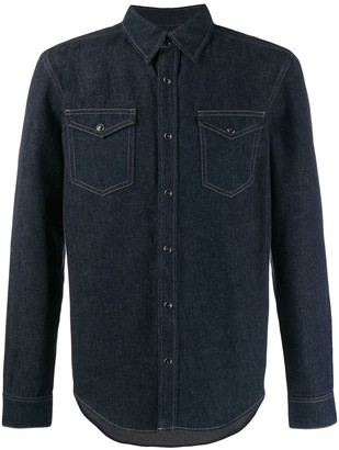 Givenchy Deep Denim Shirt