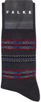 Falke Lhasa Wool-cashmere Blend Socks