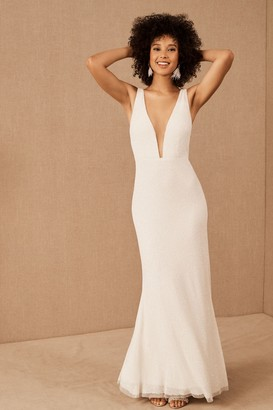 BHLDN Everest Gown