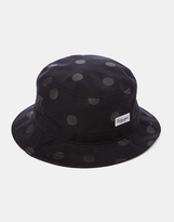 The Hundreds Prime Bucket Hat - Black