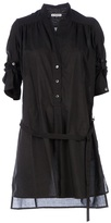 Ann Demeulemeester Blanche loose fit blouse dress