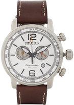 Brera Orologi Men's Dinamico Watch-WHITE