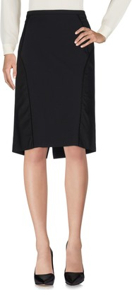 Pucci L.P. di L. Knee length skirts