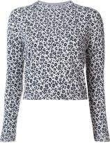 Giamba animal print jumper