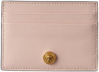 Versace Medusa Head Leather Card Holder